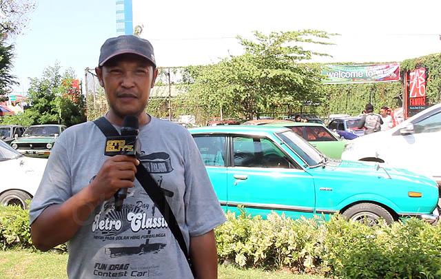 Cirebon Corolla Classic Sukses Gelar 'Back to Fitri' ICC ke-3