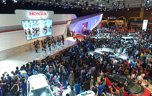 IIMS 2017, Janjikan Potensi Pasar Otomotif Terbaik di Tanah Air