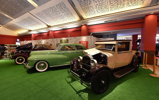 IIMS 2017 Kembali Hadirkan 'Retro Classic Contest and Display'