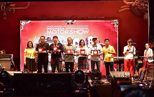 Ini Daftar Pemenang IIMS Awards 2017