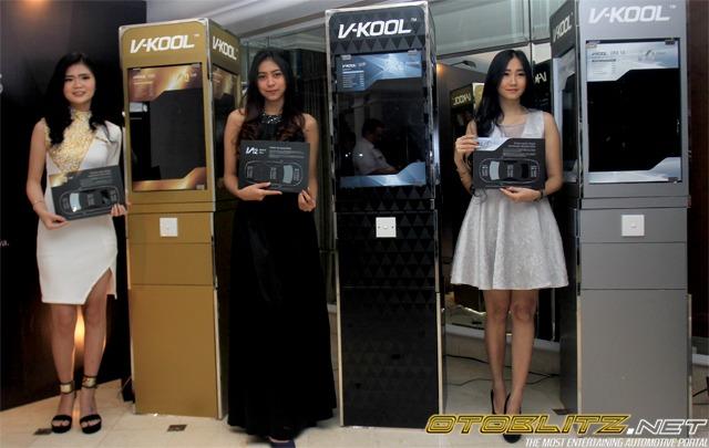 IIMS 2018: V-KOOL Beri Paket Kaca Film dan Diskon 30%