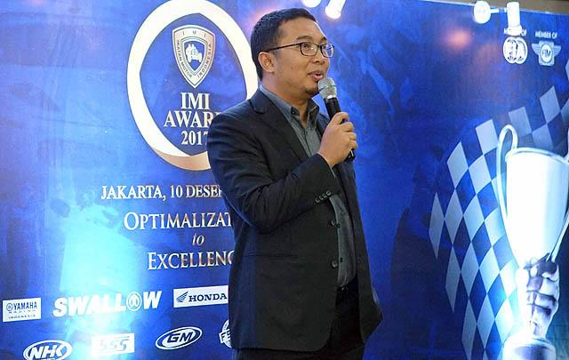 IMI Award 2017, Apresiasi Atlet Otomotif Berprestasi