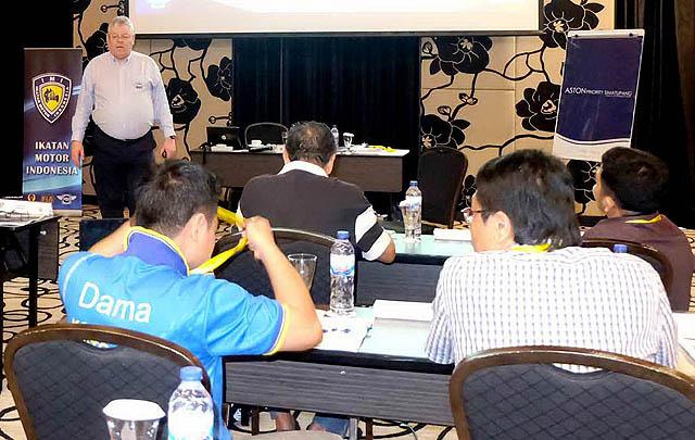 Tingkatkan Kualitas SDM, FIM & IMI Gelar Seminar