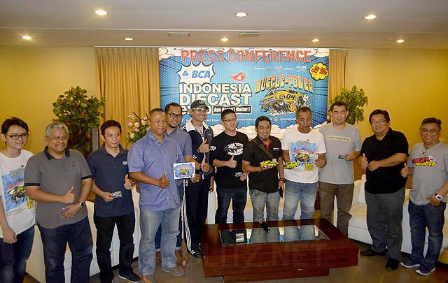 Usung Tema 'Muscle Power', Indonesia Diecast Expo 2017 Siap Manjakan Pengunjung
