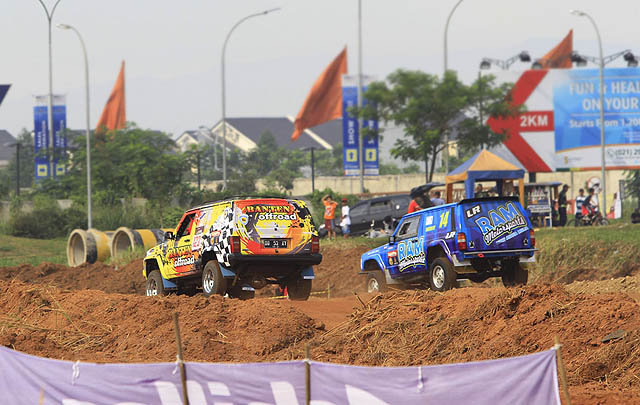 IXOR 2016 Round III, Rizal Sungkar & H Samsudin Bersaing Ketat