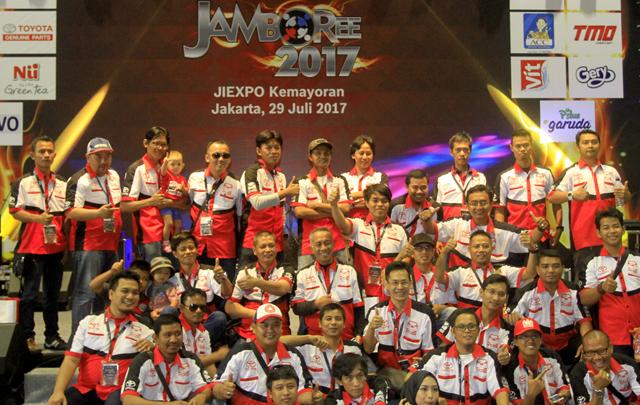 Dari Ajang Satu Dekade Jambore Toyota 2017