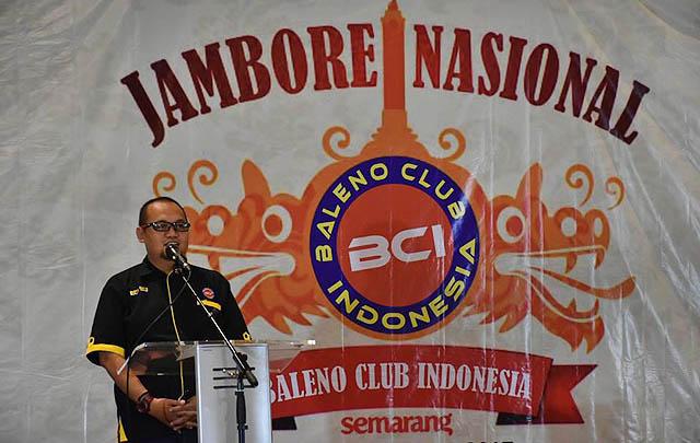 Jamnas  Baleno Club Indonesia  ke-3 Digelar Meriah