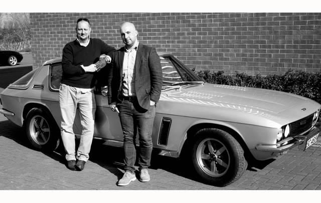 Jensen Motors Siap 'Hidupkan' Kembali Interceptor