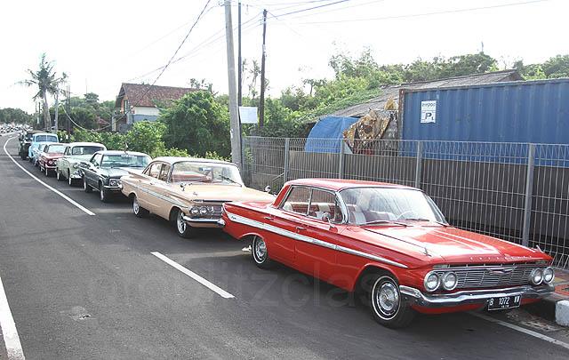 Jos Dharmawan, Terobsesi Mobil Klasik Sejak Kecil
