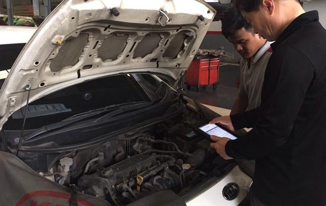Teknisi Kia Asal Korea Siap Tangani Konsumen Indonesia