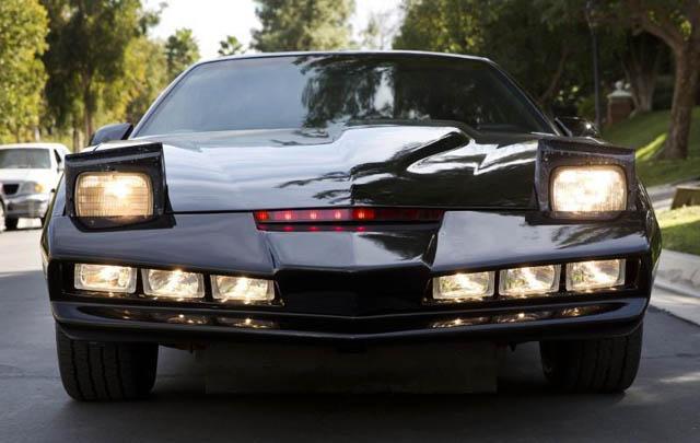KITT 'Knight Rider' Milik David Hasselhoff Dijual