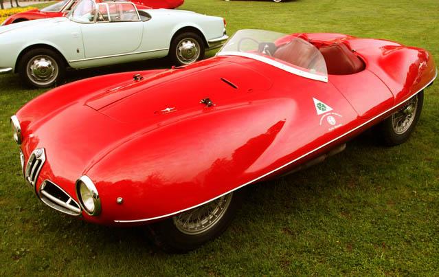 Klasik dan Langka: Alfa Romeo Disco Volante 1952
