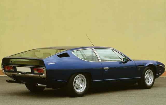 Klasik dan Langka: Lamborghini Espada 1968