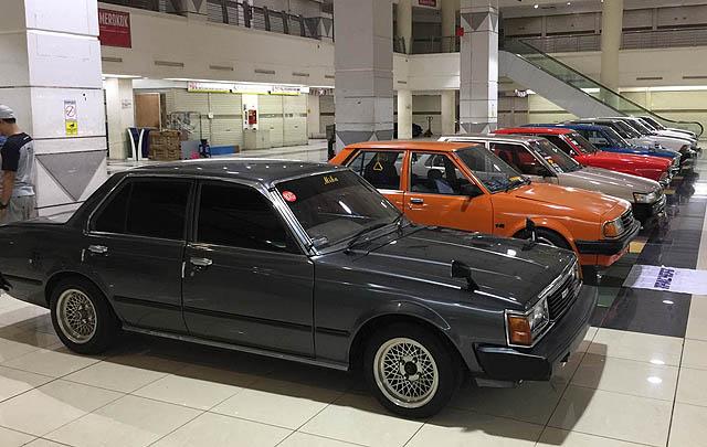 Ragam Komunitas Otomotif Ramaikan Event 'Love 10++ Vehicles'