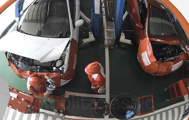 KTB Buka Dealer Kendaraan Penumpang Mitsubishi ke-225
