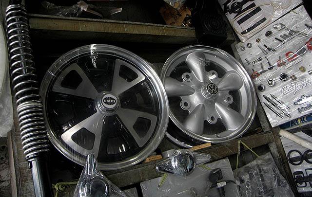 Kusuma Motor, Tempatnya Spare Part & Aksesoris VW Klasik