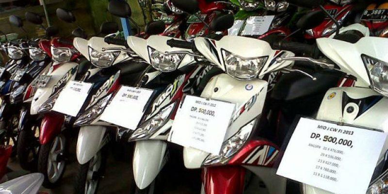 """Kredit Sepeda Motor: Bank Oke, """"Leasing"""" pun Jadi"""