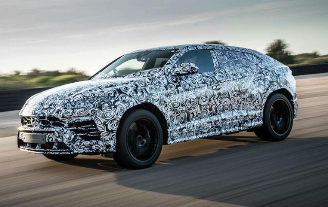 """""""Magic Bullet"""": Lamborghini Urus 2019"""