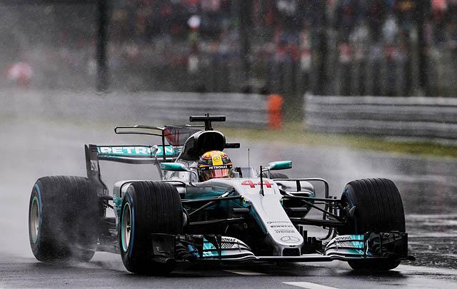 Lewis Hamilton Menangi F1 Grand Prix Italia 2017