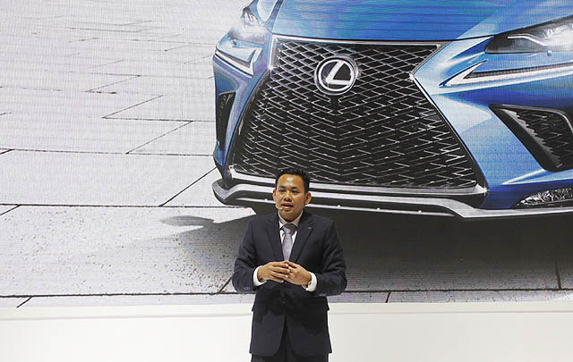 Lexus Luncurkan 'The Entirely-New LS 500' di GIIAS 2017