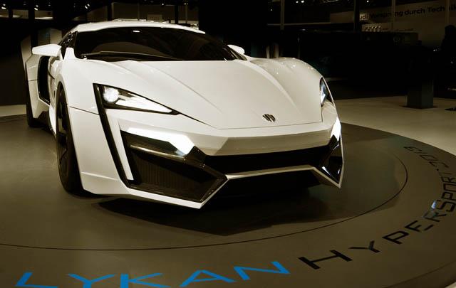 Lykan Hypersport, Supercar Pertama dari Timur Tengah (Video)