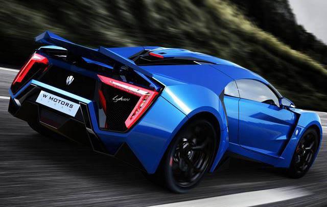 Lykan Hypersport Versi Produksi Siap Tampil di Monaco