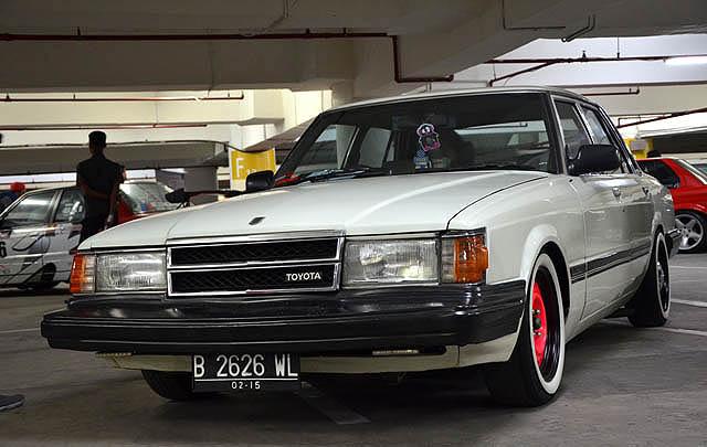 Mark II Lovers, Bangga Tunggangi Corona Mark II