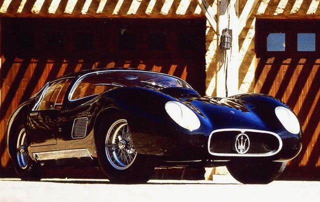 Maserati 450S Terlangka Siap Tampil di Amelia Island