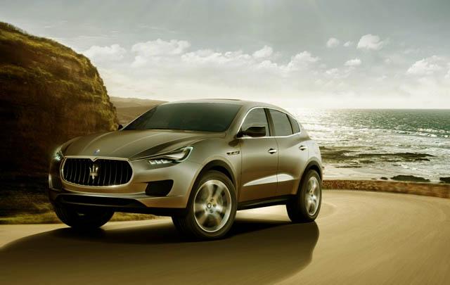 Maserati Levante SUV Dipastikan Segera Diproduksi