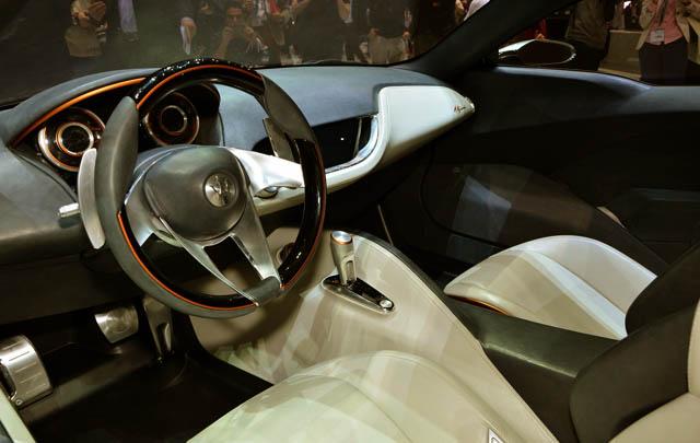 Maserati Alfieri Concept Debut di GIMS 2014