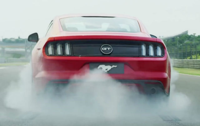 Ford Mustang: Mobil Sport Terlaris Dunia
