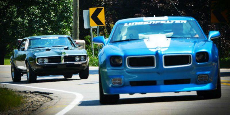 Komparasi Dua Generasi Pontiac Firebird