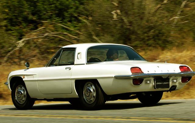 Klasik dan Langka: Mazda Cosmo 110S 1967