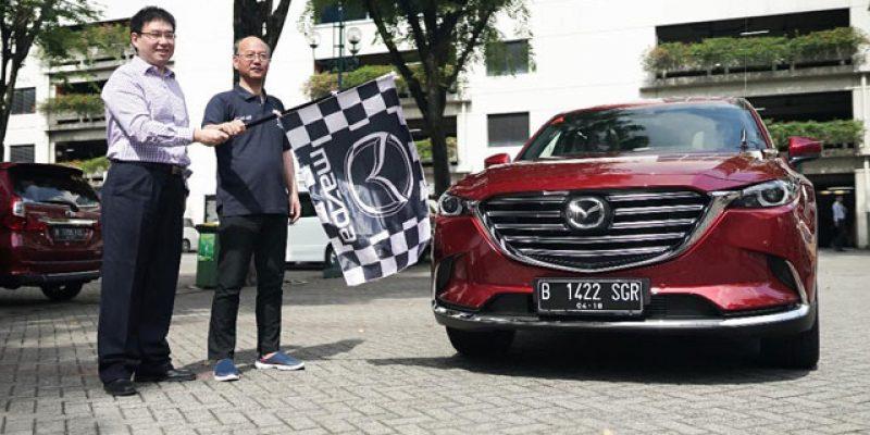 City Cruising, Menikmati Kemewahan Tertinggi All New Mazda CX-9