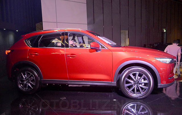 Dampingi All-New CX-9, PT EMI Hadirkan Mazda CX-5 Anniversary Edition