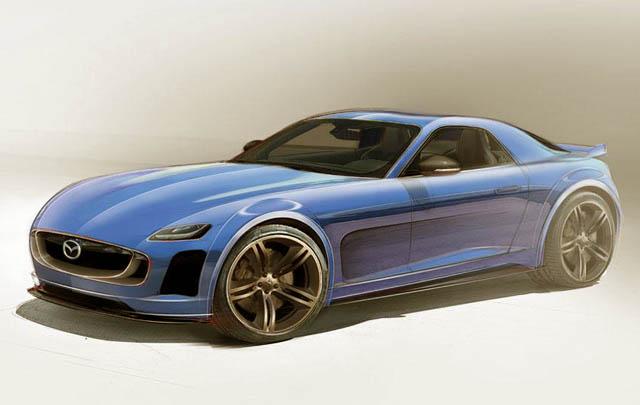 Mazda Ingin Hidupkan Kembali RX7