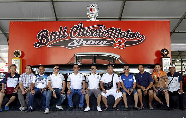 MBSL Bali Cabrio Getaway ke-3 Sambangi Ajang BCMS ke-2