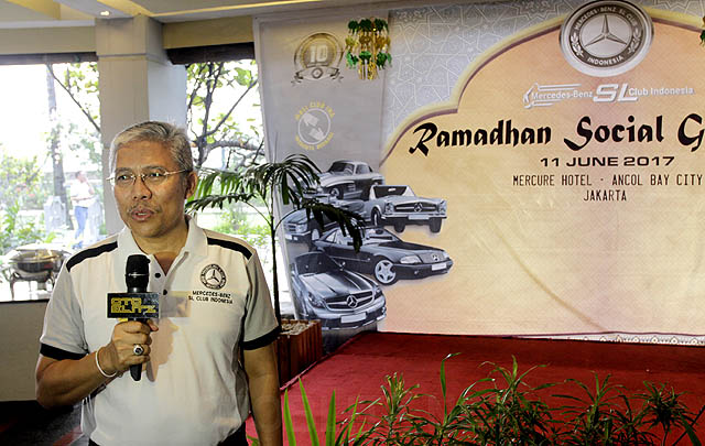 Gelar Baksos, MBSL Club Indonesia Ajak Anak Yatim Wisata ke Ancol