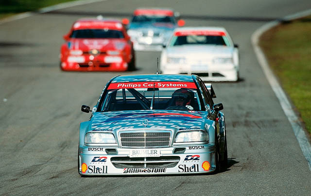 Mercedes-Benz Rayakan '120 Years of Motorsport' di Techno Classica
