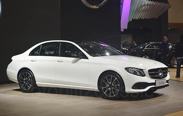 All New E-Class Tingkatkan Pesanan Mercedes-Benz di GIIAS 2016