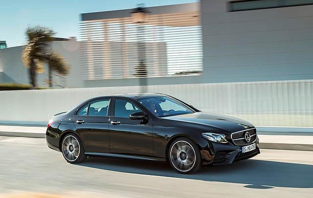 Mercedes-Benz Siap Hadirkan Barisan Kendaraan Bintang di GIIAS 2017