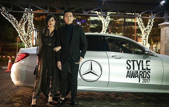Dukung Peranan Wanita, Mercedes-Benz Hadir di 'Style Awards 2017'