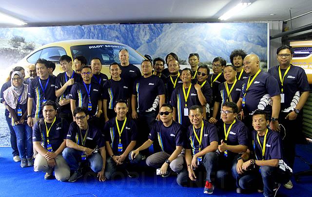 Diluncurkan, Michelin Pilot Sport 4 S Manjakan Konsumen Mobil Premium