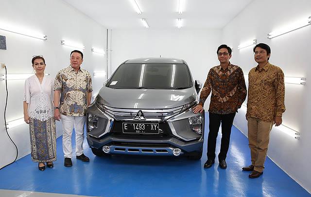MMKSI Resmikan Fasilitas Perbaikan & Pengecatan di Cirebon