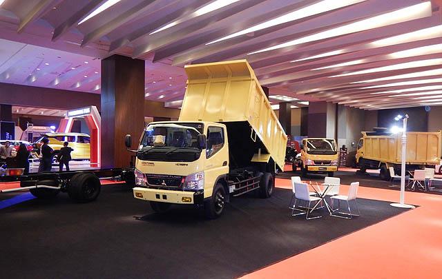 Mitsubishi Fuso Hadirkan Produk Unggulan di POM 2017