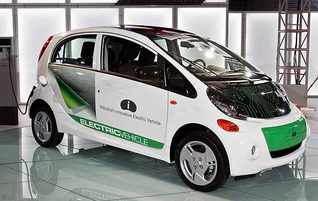 Mitsubishi & Pemerintah Indonesia Sepakati Rencana Kendaraan Listrik