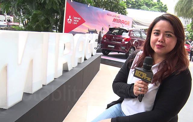 Mitsubishi New Mirage Resmi Meluncur di Indonesia