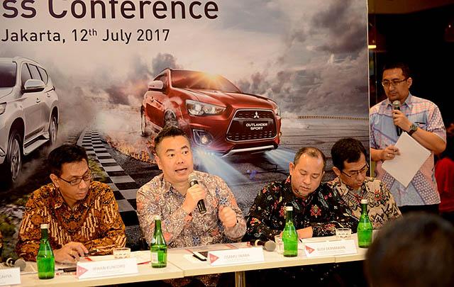 MMKSI Perkenalkan Varian Pajero Sport Terbaru Produksi Indonesia