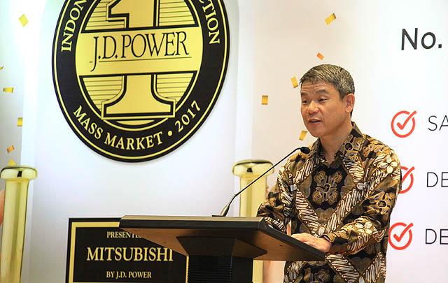 Mitsubishi Kembali Raih Peringkat Tertinggi Kepuasan Pelanggan dari JD Power