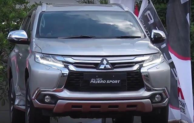 Mitsubishi Gelar Special Test Drive & Test Ride Bersama Hiroshi Masuoka